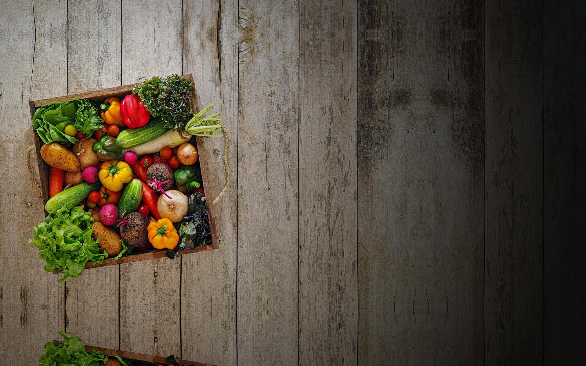 Organic Vegetables | Fresh Organic food Products– Veg ...